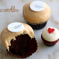 Sprinkles at Legacy West Grand Opening