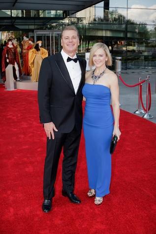 Jim Lafontaine, Carrie Ellen Adamian