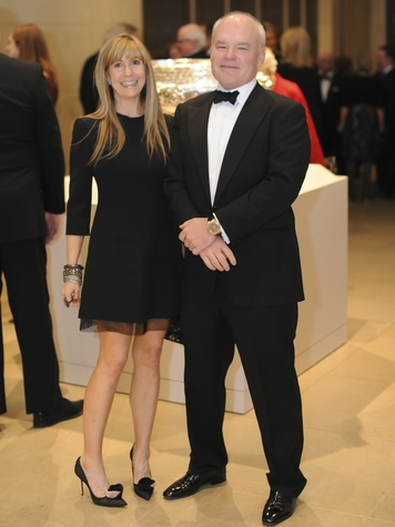 Nancy and Clint Carlson, DMA SilverSupper