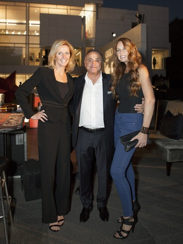 Patricia Cheyne, Alberto Lombardi, Bianca Anderson