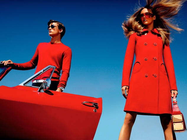 Michael Kors Spring 2013 Ad Campaign