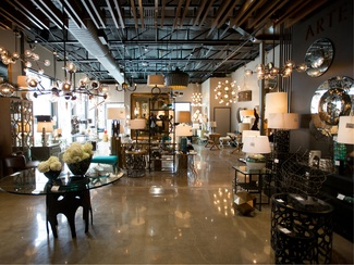 Renowned dallas decor brand furnishes hometown with - Dallas home decor stores photos ...