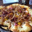 Karbach Brewing Co pizza