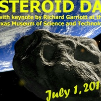 Texas Museum of Science and Technology presents Asteroid Day