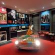 Houston, Little Museum of Dublin, U2 room, Sept 2017