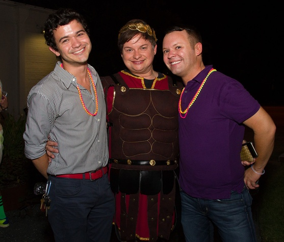 News, Bering Omega toga party, July 2015, Brennan Harmeier, Brooks Ballard, Matt Curtis