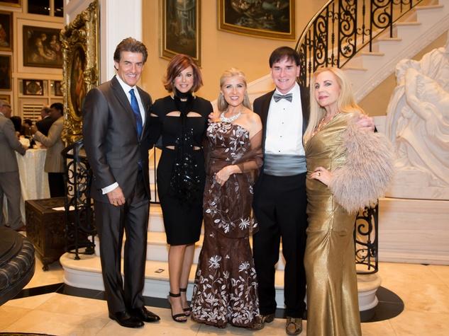 News, Shelby, Houston Galveston Institute, Nick Florescu, Dominique Sachse, Kim Gabel, Gerard Gabel, Carolyn Farb, Nov. 2014