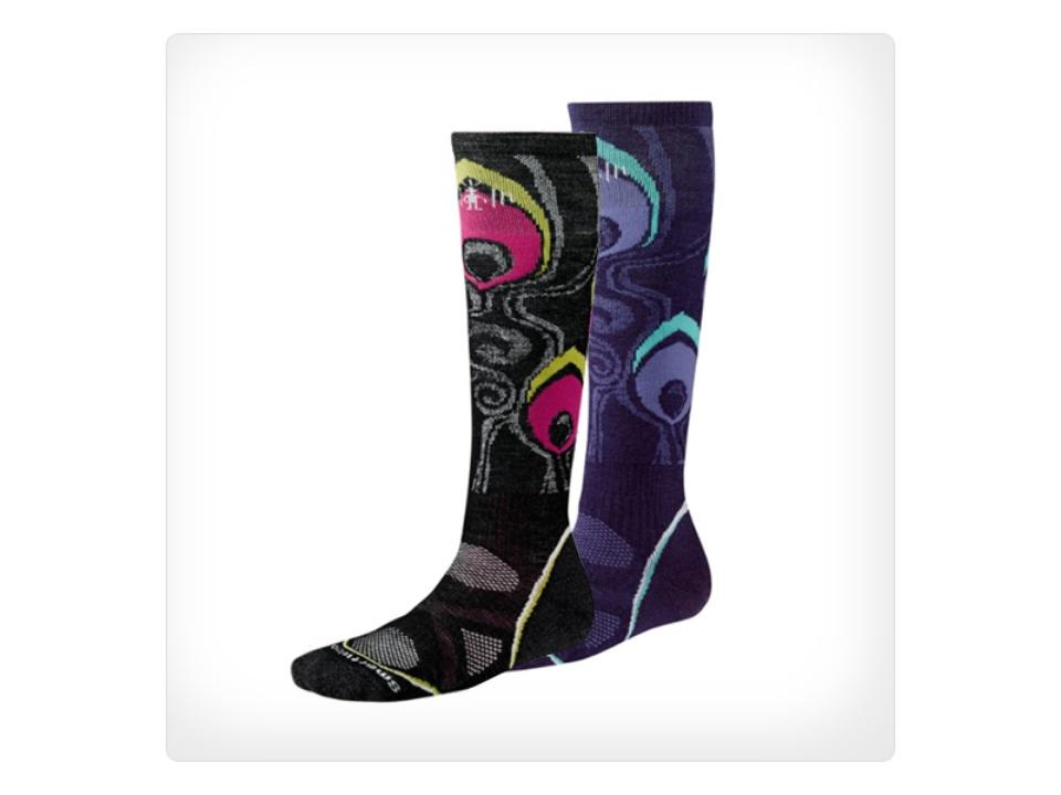 Sun & Ski_Smartwool Women's PhD Snowboard Socks