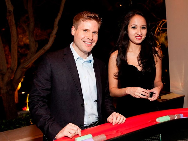 Texas Children's Center in Vegas, November 2012, Matt Reid, Monika Pham