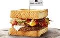 McDonald's Lone Star Stack burger