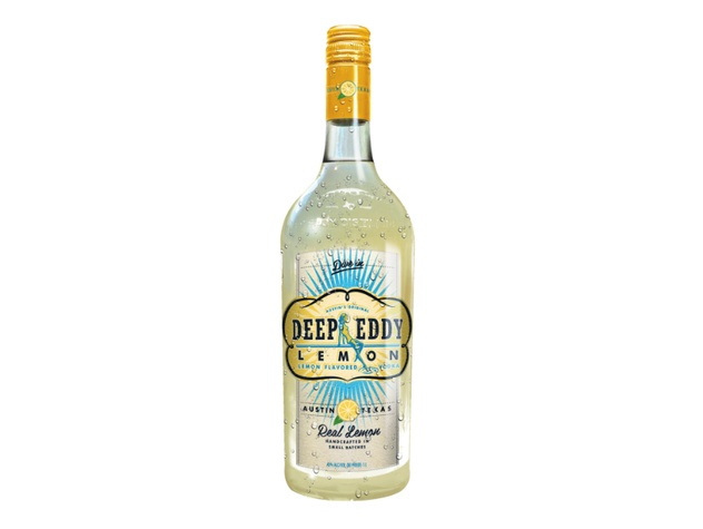 Deep Eddy Vodka Lemon Flavor - Announcement December 2014