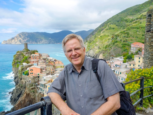 Rick Steves: Hiking in Italy's Cinque Terre