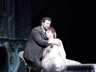 News_Joseph Campana_Houston Grand Opera_Traviata_Alfredo played by Bryan Hymel_Violetta played by Albina Shagimuratova