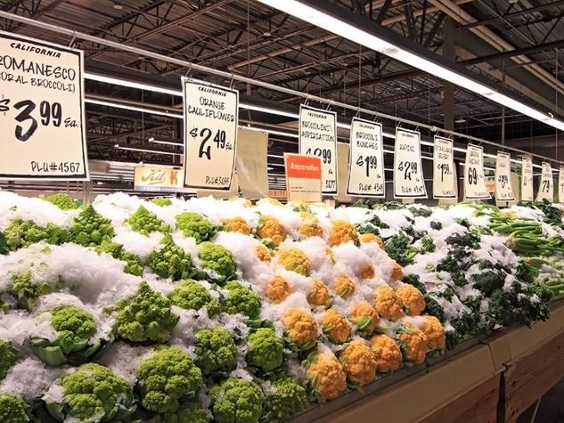 Central Market Houston produce