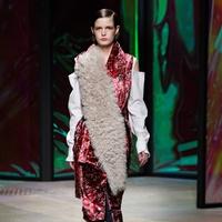 Clifford New York Fashion Week fall 2015 Thakoon April 2015 Look13