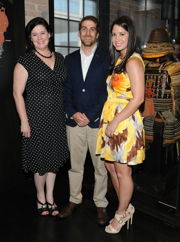 Jenny Shepard, Nick Weege, Cat Simmonds, Dallas Symphony, Kickoff After Party