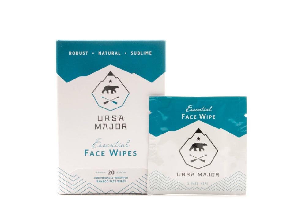 Ursa Major Face Wipes, birchbox