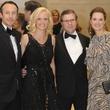 Rick Lear, Laura Lear, Robert Cathey, Ashley Cathey, Silver Supper DMA