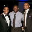 HAWC Gala, May 2015, Khambrell Marshall, Andre Johnson, Chester Pitts