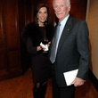 Jan and Gene Cernan at the George Bush Presidential Library Foundation dinner December 2013