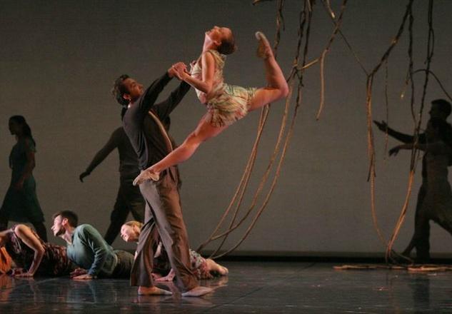 Austin Photo Set: News_Shelley Seale_Ballet Austin_Light The Holocaust & Humanity Project_march 2012_3