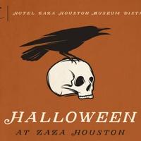 Hotel ZaZa Houston Halloween 2016