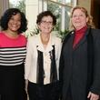 Tanya Downing, Diana Marquis, Kimberly Humphries, NPD Luncheon