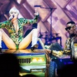 Miley Cyrus concert Toyota Center March 2014