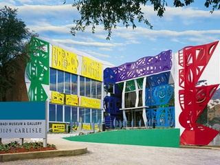 The Museum of Geometric and MADI Art in Dallas