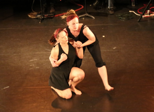 Liminal Space Contemporary Music Ensemb le and Frame Dance Productions Reich
