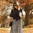 Caroline Knapp spring outfit