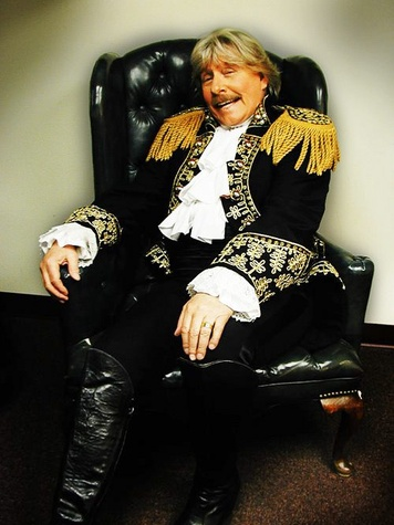Paul Revere of Paul Revere & The Raiders March 2012