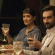 Salma Hayek, Jay Duplass, and Connie Britton in Beatriz at Dinner