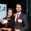News, Houston Young Lawyers, holiday party, Dec. 2016, Jordan Fewox, Peterson Hawkins