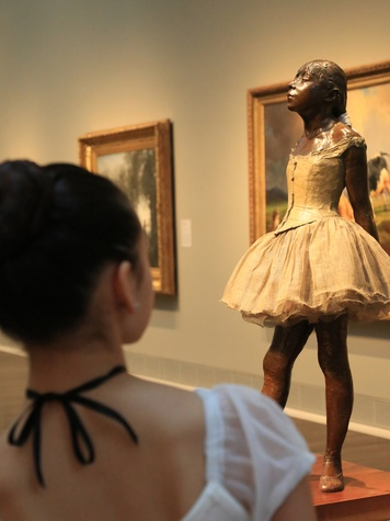 6 MFAH Dega Houston Ballet November 2013