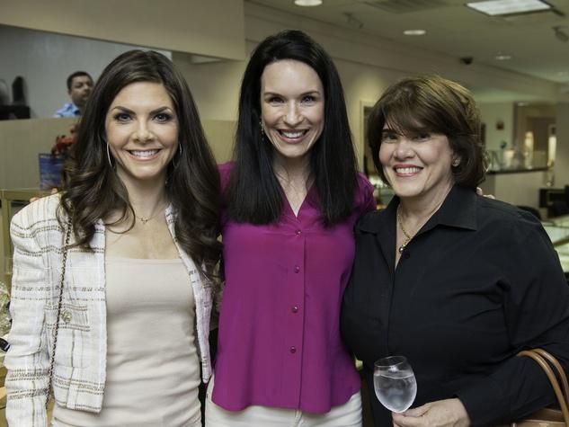 News, Shelby, Twins Wish List party, December 2014, MOnica Blaisdell, Samantha Kennedy, Lynne Hudson