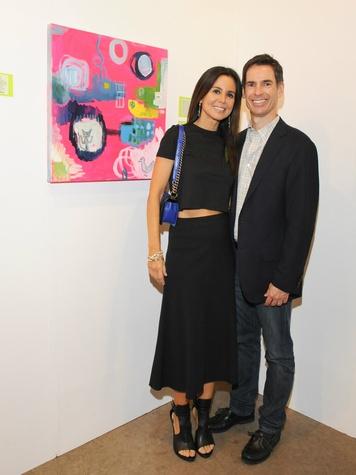 Kim & Evan Wyly, art for advocacy