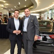 News, Shelby, Helfman Maserati opening, June 2015, Daniel Di Gregorio, Tracy Dieterich