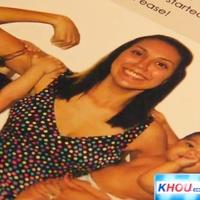 Veronica Davila No Excuses Mom from Houston January 2014
