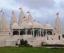 Shri Swaminarayan Mandir - Houston