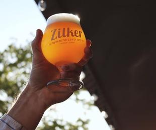 Zilker Brewing Company Parks & Rec pale ale