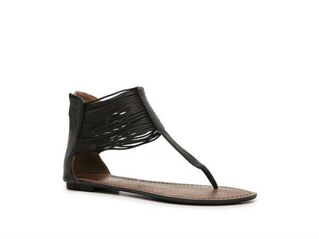 Gomax Berdine-78 Flat Sandal at DSW
