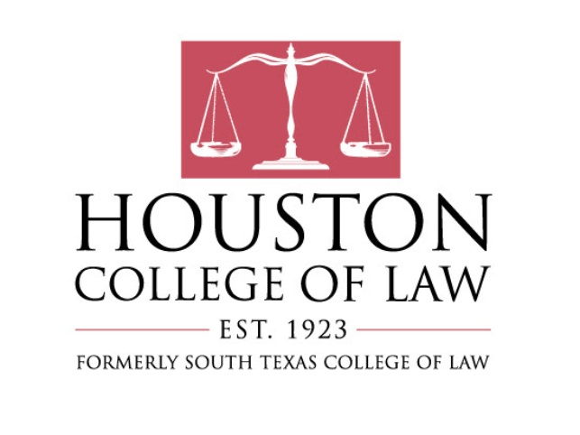 new Houston College of Law logo