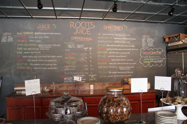 Roots Juice, July 2012