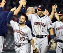 Houston Astros, September 2017