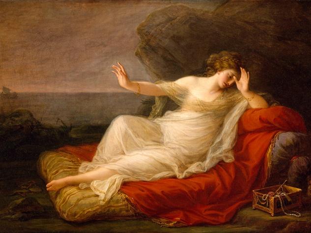 News_Nancy_Ancient Greece_MFAH_Kauffmann_Ariadne