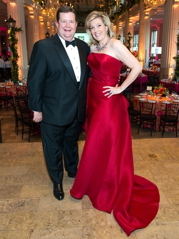 2 Jeff and Kathryn Smith at the Children's Museum Gala October 2014