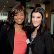 2 Darian Ward, left, and Magen Pastor at the Ellevate launch March 2015