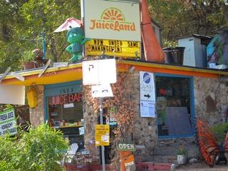 Austin Photo Set: News_Claudia Alacron_dailyjuice/juiceland_Oct 2011_exterior
