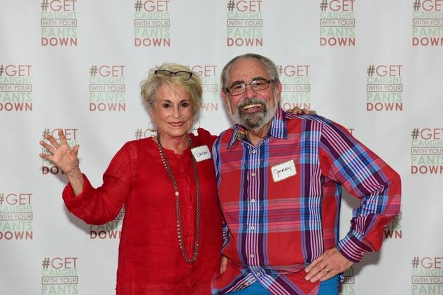 News, Shelby, Cancer Below the Belt, Sept. 2015, Susan Gottsegen Anhalt and Jerry Anhalt